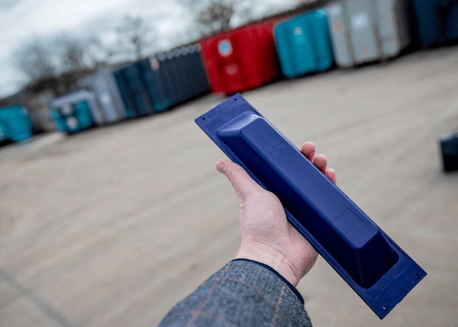 ConTracker: dé oplossing tegen verdwijnen containers