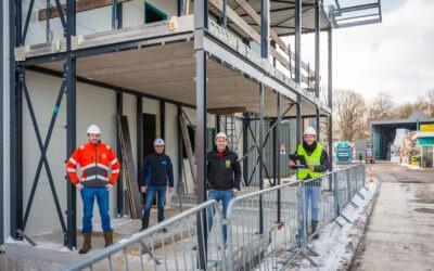 Apeldoornse familiebedrijven vormen bouwteam voor Van Gerrevink