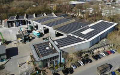 Van Gerrevink kiest voor verduurzaming met zonnepanelen van Beter Duurzaam